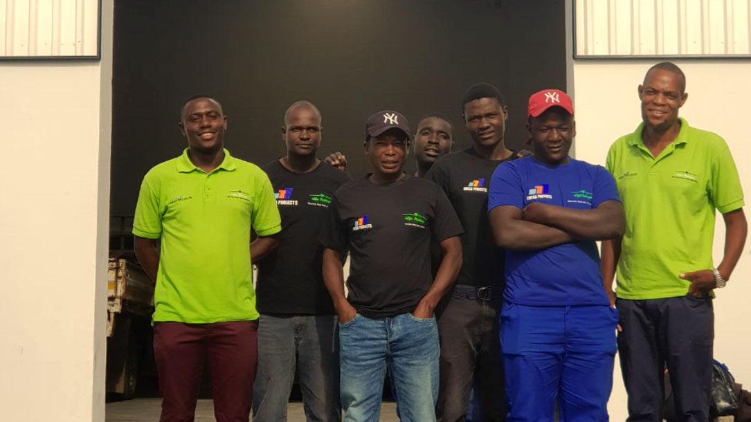 civils management team